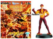 Eaglemoss DC Comics Super Hero Figurine Collection #120 Kid Flash